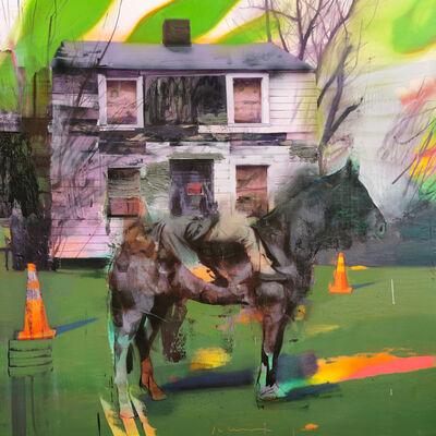 Jose Luis Ceña, 'Horse Tamer ', 2019