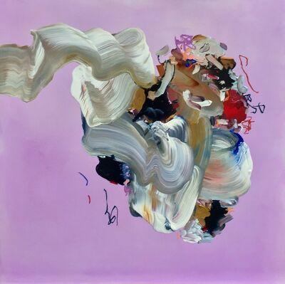 """Janna Watson, 'Purple """"Circle""""', 2021"""