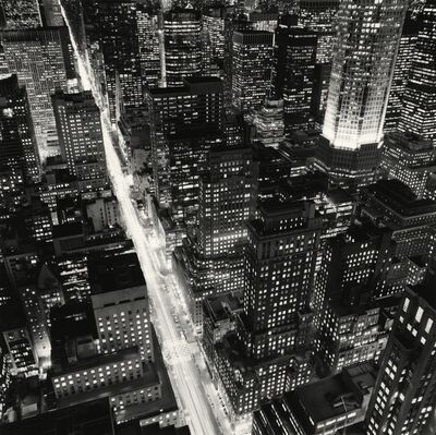 Michael Kenna, 'Fifth Avenue, New York', 2006