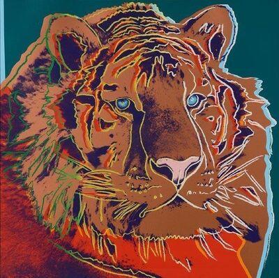 Andy Warhol, 'Siberian Tiger', 1983