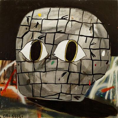 Eddie Martinez, 'Blockhead Blockhead #1', 2006