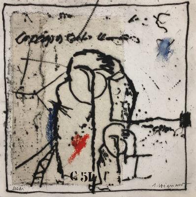 James Coignard, 'Itinéraire D41 planche 1', 1995