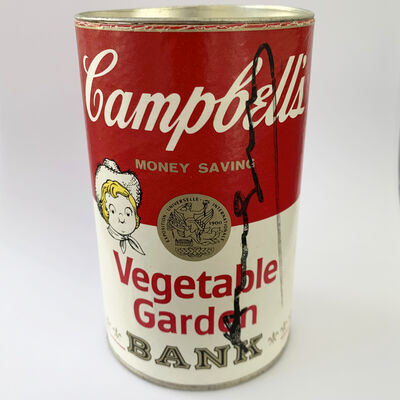 Andy Warhol, 'Campbell's Soup Can Bank', No date