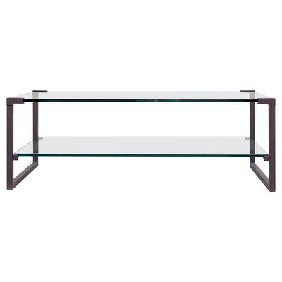Peter Ghyczy, 'Peter Ghyczy Coffee Table Pioneer T53D Ristretto or Clear Glass Minimal Style', Contemporary