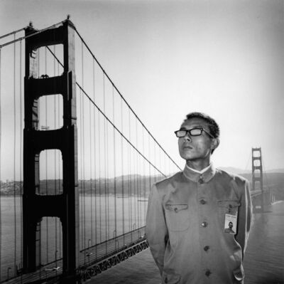 Tseng Kwong Chi, 'San Francisco, California (Golden Gate Bridge)', 1979/1997