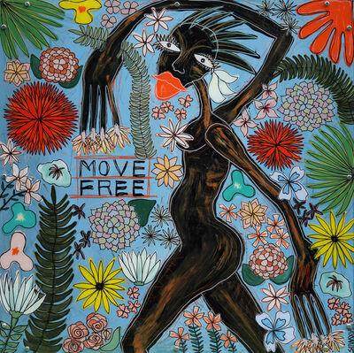 Silvia Calmejane, 'Move free', 2019