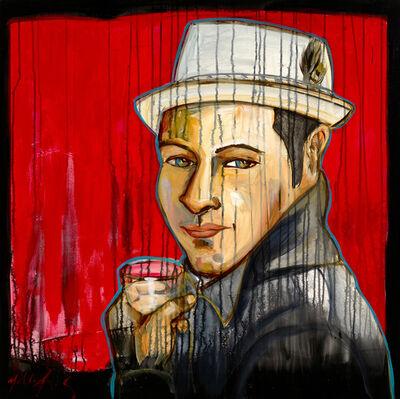 Yolanda Gonzalez, 'Portrait of Oscar Sanabria', 2014