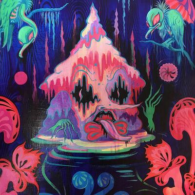 Camille Rose Garcia, 'Swamp Candy'
