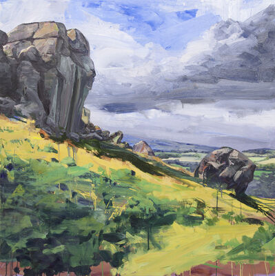 Tai-Shan Schierenberg, 'Cow and Calf', 2014