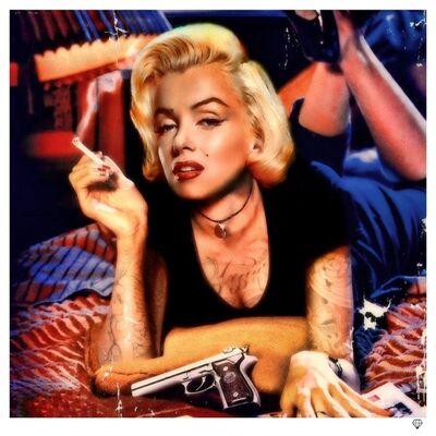 JJ Adams, 'Marilyn Monroe Pulp Fiction', 2013