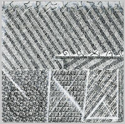 Shuji Mukai, 'Work No. 17', 1993