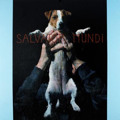 François Bard, 'Salvator Mundi', 2019