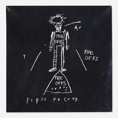 Jean-Michel Basquiat, 'The Offs', ca. 2001