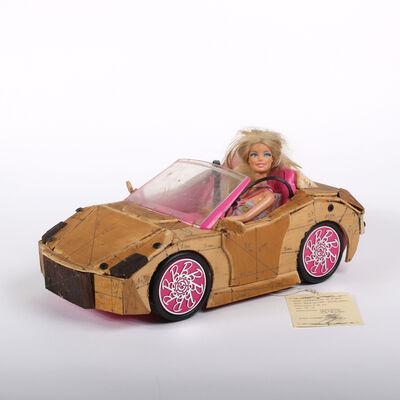 Norton Maza, 'La Necesidad de Jugar II, (Barbie)', 2017