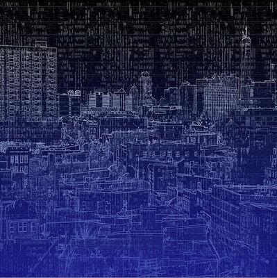Shuli Sade, 'MetroCryptogram 4', 2014
