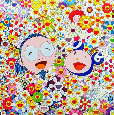 Takashi Murakami, 'Me and Mr.DOB', 2009