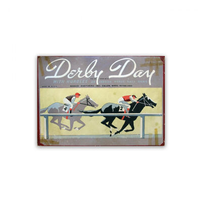 Tim Liddy, 'CIRCA 1930 (DERBY DAY)'