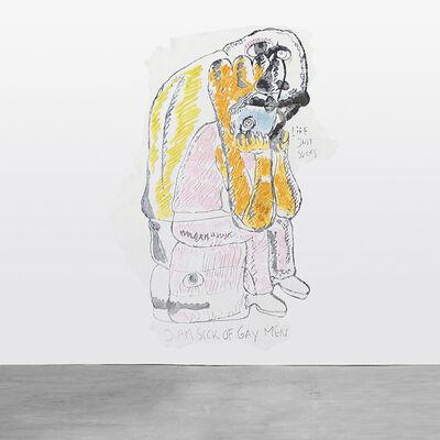 Bjarne Melgaard, 'Untitled', 2017