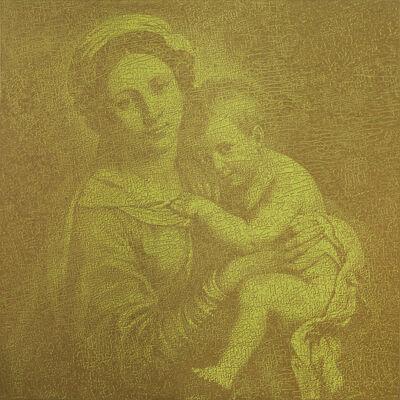 Kim Dong Yoo, 'Madonna and Child ', 2016
