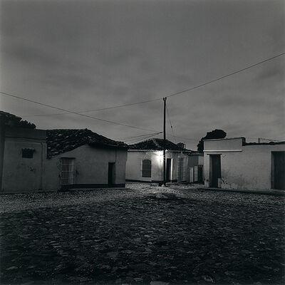 Rolfe Horn, 'Courtyard, Trinidad, Cuba', 2017