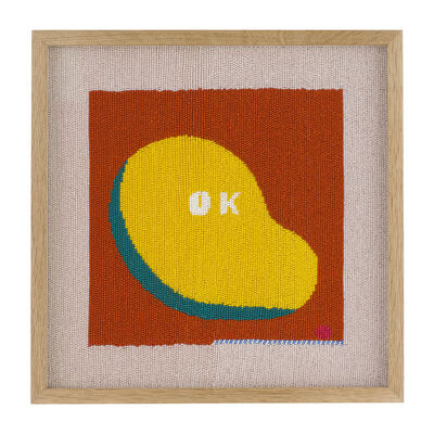 Rose Blake, 'OK (Mango Season)', 2018
