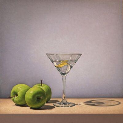 Tom Gregg, 'Martini and Apples'