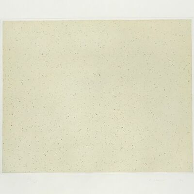 Vija Celmins, 'Night Sky 2 Reversed ', 2002