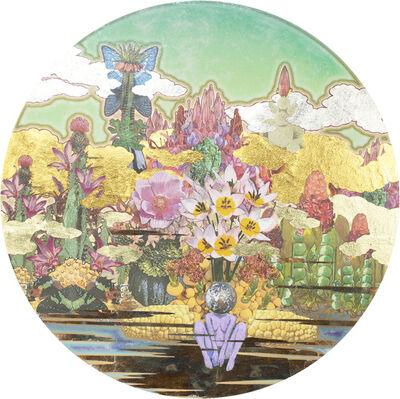 Masatake Kozaki, 'Forest of life', 2020