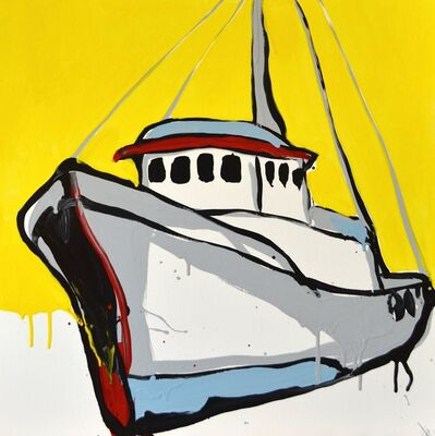Jasper Knight, 'Hong Kong Study #6', 2015