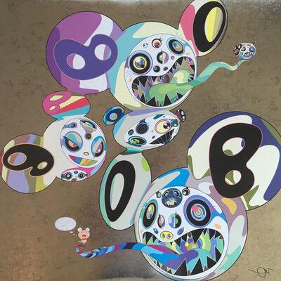 Takashi Murakami, 'Spiral', 2014