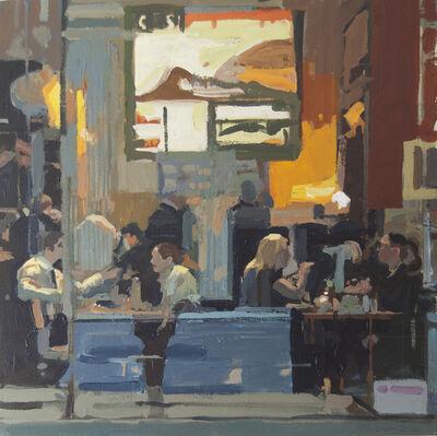 John Bonner, 'Downtown Cafe', 2000-2019