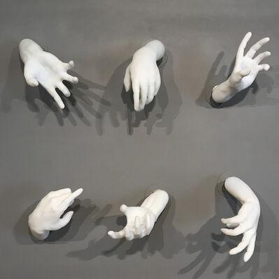 Martin Janecký, 'Hands', 2020