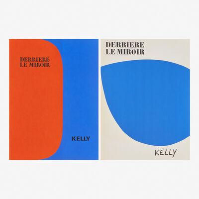 Ellsworth Kelly, 'Derrière le Miroir: Two exhibition catalogues'