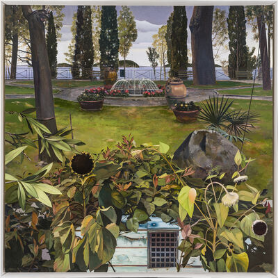 John Moore, 'Italian Garden in Acadia', 2005-2017