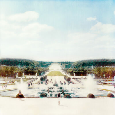 Joshua Jensen-Nagle, 'Versailles Gardens'