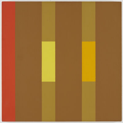 Oli Sihvonen, '3x3 (yellow, ochre, red)'