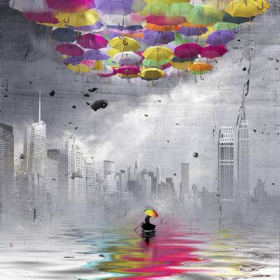 Marie-Laure Vareilles aka Maïlo, 'Colorer le Monde: NYC 2'