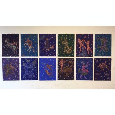 John Alexander Parks, 'Zodiac', 2018