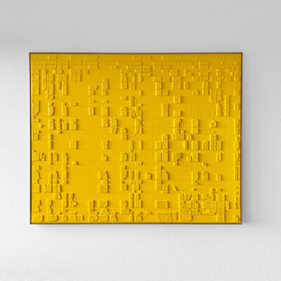 Anne-Sophie Øgaard, 'Yellow 0803', 2020