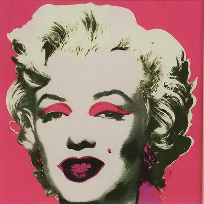 Andy Warhol, 'Marilyn Monroe', Undated