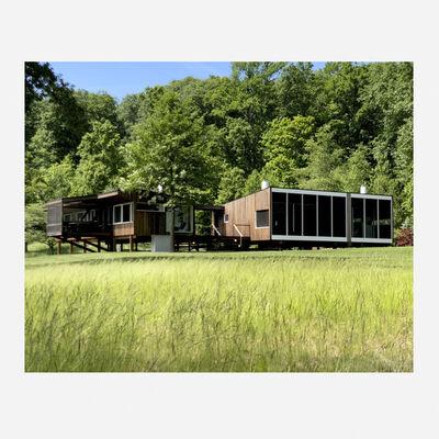 Marcel Breuer, 'Rufus Stillman Cottage, Litchfield, Connecticut', 1973-1974