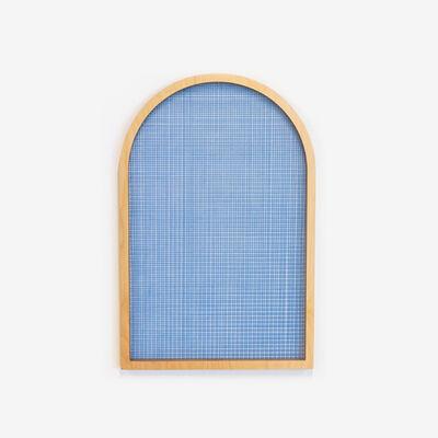Hayley Sheldon, 'Delphinium Large Arch', 2021