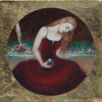 Cyn Mccurry, 'Crimson Tide', 2017