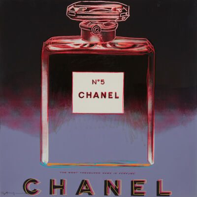 Andy Warhol, 'Chanel no. 5 (from Ads Series)', 1985