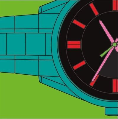 Michael Craig-Martin, 'Watch (Fragment)', 2015