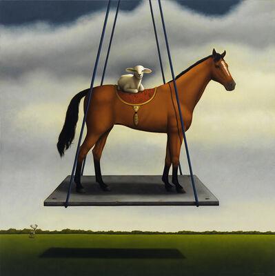 Deborah Van Auten, 'Dark Horse', 2012