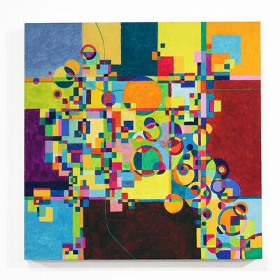 Andrew Chalfen, 'Localized Microburst', 2017