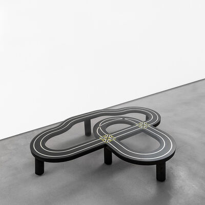 Stuart Haygarth, 'Track Table Link', 2013
