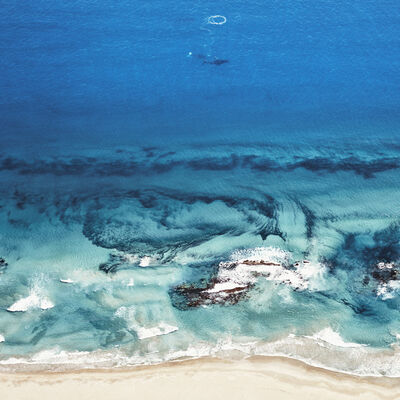David Burdeny, 'HumpbackWhales Kalbari Western Australia', 2021