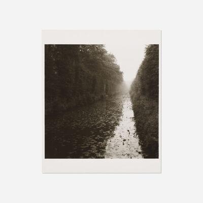 Lynn Geesaman, 'Canal Beloeil, Belgium', 1989